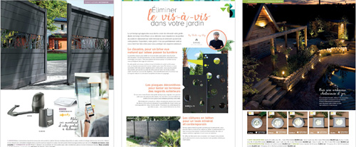 Vm r invente l ext rieur avec son nouveau catalogue for Catalogue amenagement exterieur